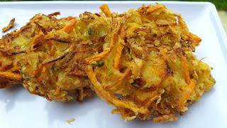 Resep Bakwan Sayur