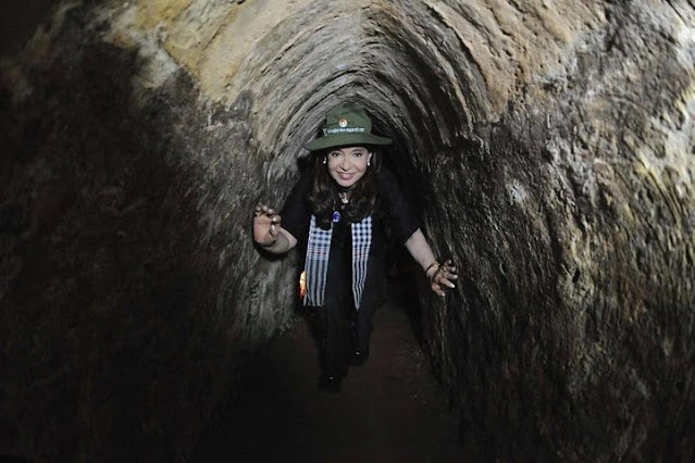 Ho Chi Minh City and Cu Chi Tunnel Full Day Tour