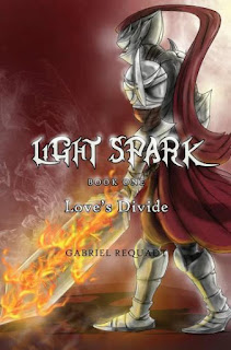 Light Spark Love's Divide Gabriel Requadt