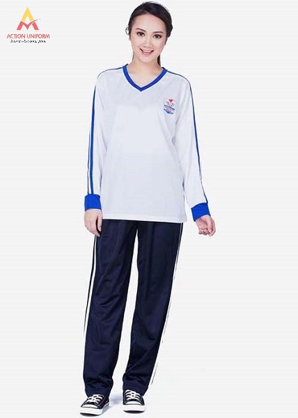 Đồng phục thể dục học sinh 3