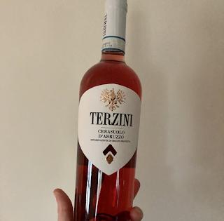 Terzini Cerasuolo d'Abruzzo Thanksgiving wines