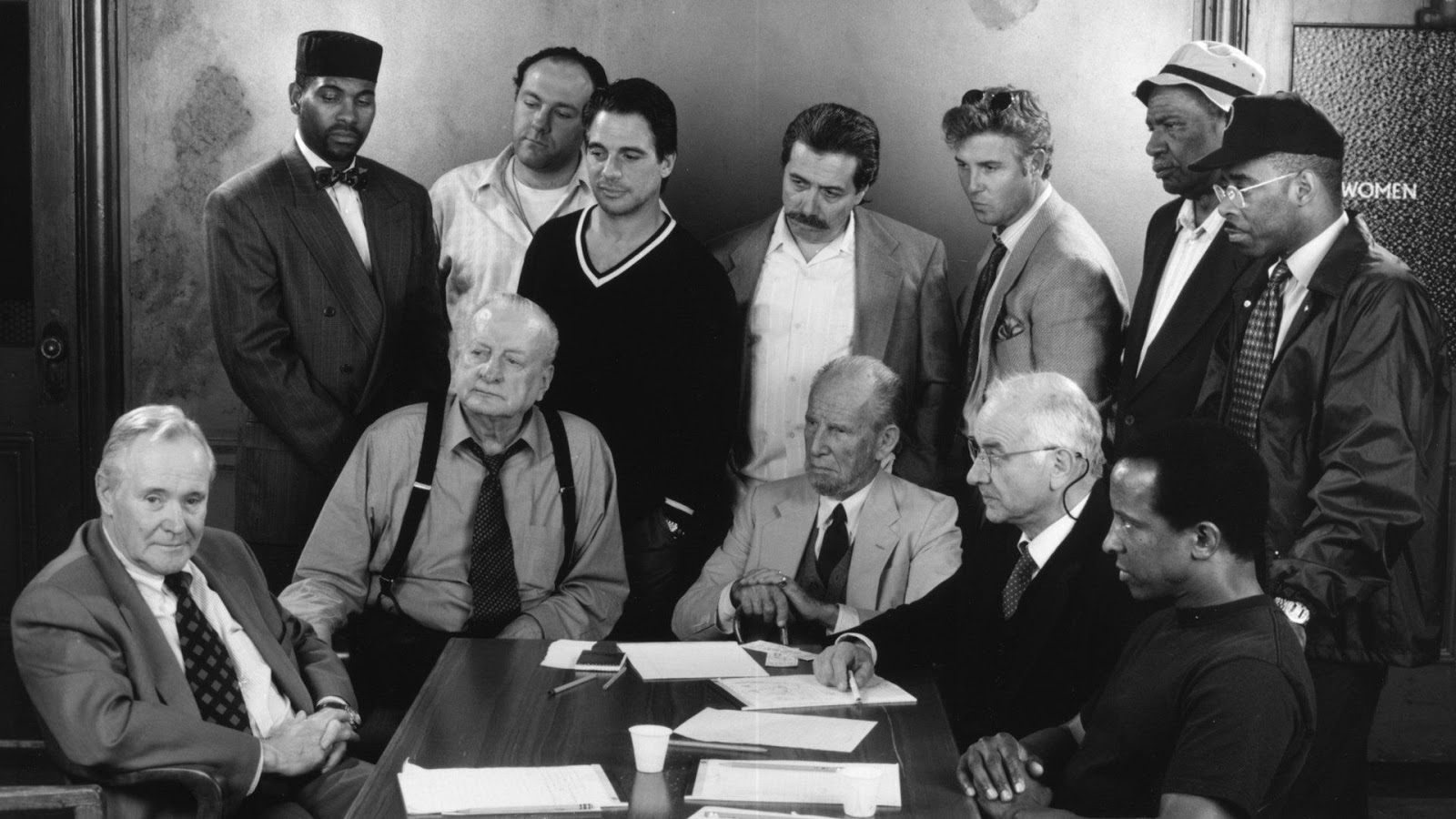 12 Angry Men 1997 wallpapers