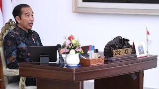 Jokowi: Omnibus Law Membuat Jutaan Pekerja Lebih Baik, Warganet: Pekerja Tiongkok Maksudnya?