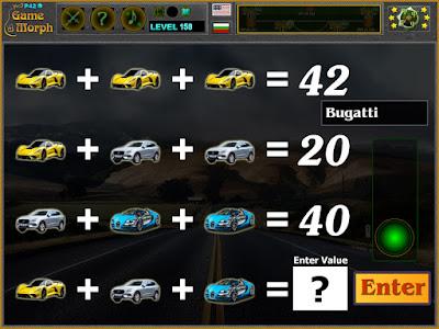 Math Cars