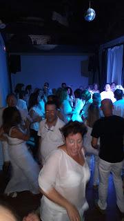 Fotografía Fiesta Blanca 80s y 90s en Los Tilos