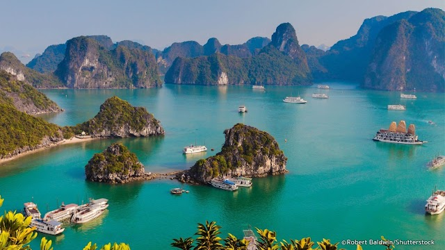 Chiêm ngưỡng Vịnh Hạ Long - Di sản thiên nhiên thế giới