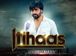 ITIHAAS Babbu Maan song lyrics