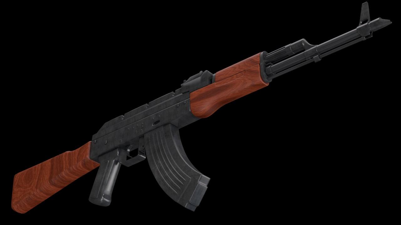 PUBG AKM   | سلاح روسية ببجي