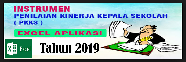 Instrumen PKKS Versi Excel Tahun 2019