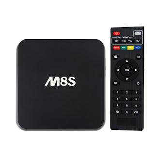box iptv m8s