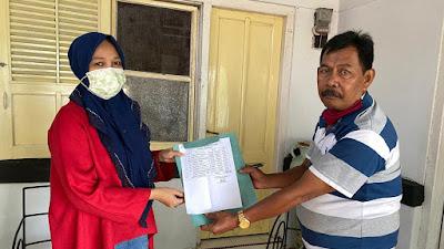 Respon Kritikan Jalan Provinsi yang Rusak, Andi Nurhidayati Ketemu Kepala UPT PUPR Soppeng