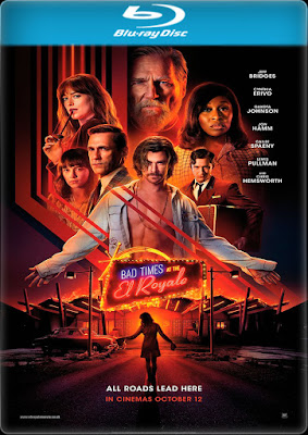 Bad Times at the El Royale 2018 BD25 Latino