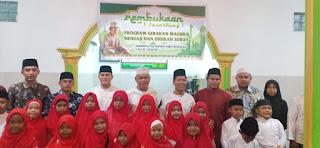 Ketua DPRD Riau Kunjungi Pesantren Bequranic Bengkalis 3