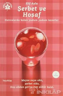 Şerbet ve Hoşaf - Elif Ayla - EPUB PDF İndir