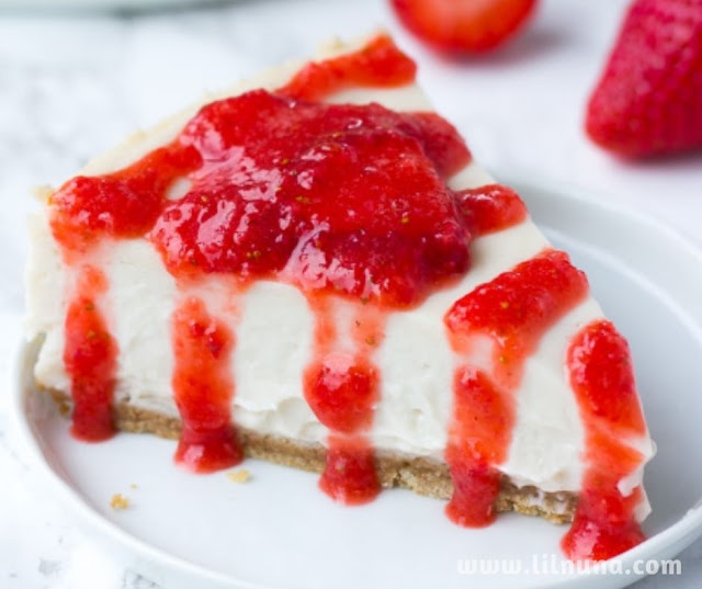 The Best Vegan Cheesecake