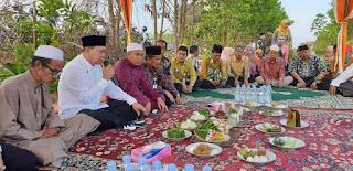 Bupati Lakukan Peninjauan Lokasi Kecamatan Pulau Laut Sigam