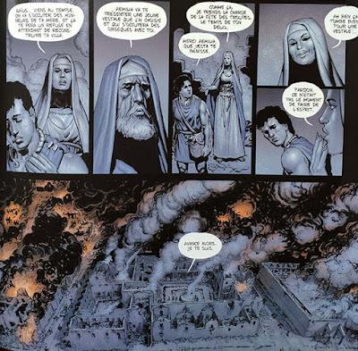 Inguinis Oracle tome 1 - Quand le cirque brûle à l'époque de la Rome Antique