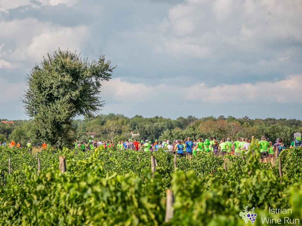bieg w Chorwacji