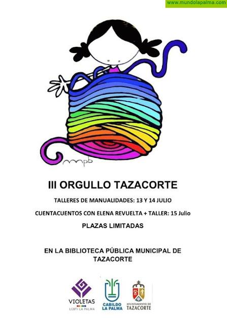 3 Orgullo Tazacorte - Talleres Manualidades