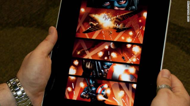 Why I Finally Started to Embrace Digital Comics