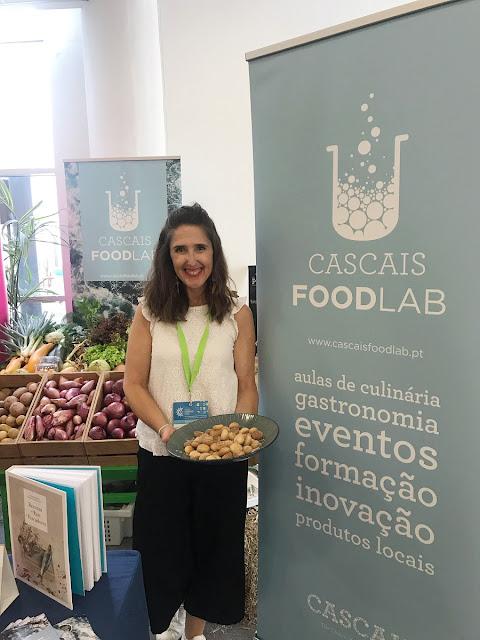 Areias de Cascais - Cascais Food Lab na Expo'Cascais