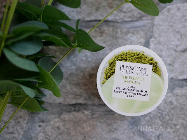 Очищающий бальзам для снятия макияжа Physicians Formula The Perfect Matcha 3-in-1 Melting Cleansing Balm отзыв