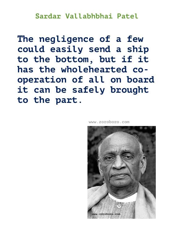 Sardar Vallabhbhai Patel Quotes. Sardar Vallabhbhai Patel Jayanti, Inspirational Thoughts, Sardar Vallabhbhai Patel Iron Man of India / Freedom Fighter, Sardar Vallabhbhai Patel slogan,biography,Sardar Vallabhbhai Patel speech,Sardar Vallabhbhai Patelessay