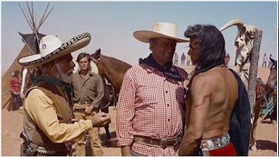 (1956) The Searchers - John Wayne