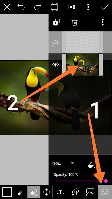 طريقة احترافية لقص الصور