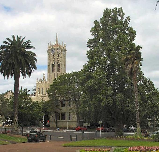 New Zealand Universities