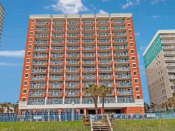 Myrtle Beach Vacation Rental Home By Owner, Roxanne Towers Condo