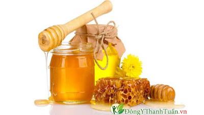 Cách trị viêm họng nhanh chóng với mật ong