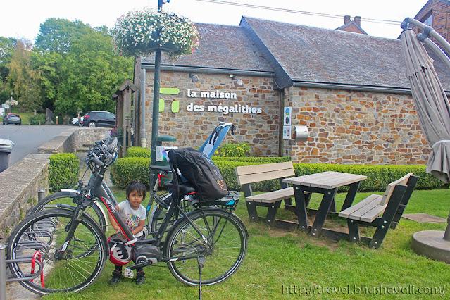 Weris La Maison des Megalithes Museum Places to see in Durbuy