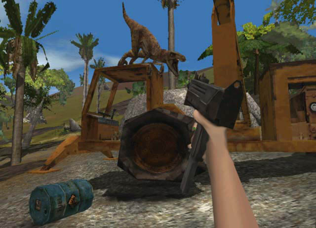 System Requirements Jurassic Park The Game System