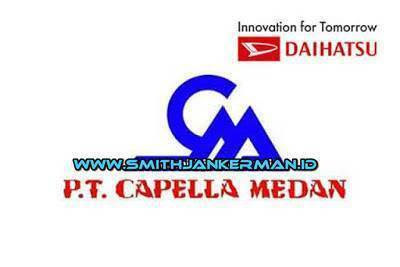 Lowongan PT. Capella Medan (Daihatsu) Pekanbaru Agustus 2018