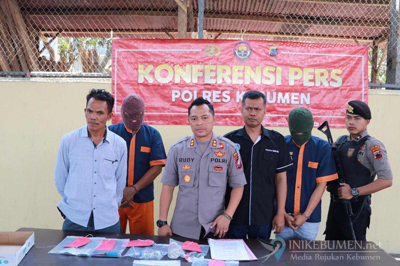 Duh! Dua Warga Kebumen Beli Narkoba dari Napi di Rutan Semarang