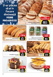 CATALOG CARREFOUR 18 - 26 decembrie 2018 oferta paine si baghete