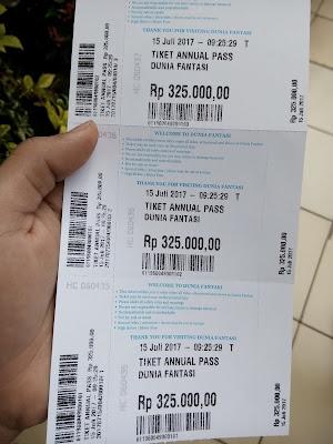 DUNIA FANTASI ANCOL-JAKARTA