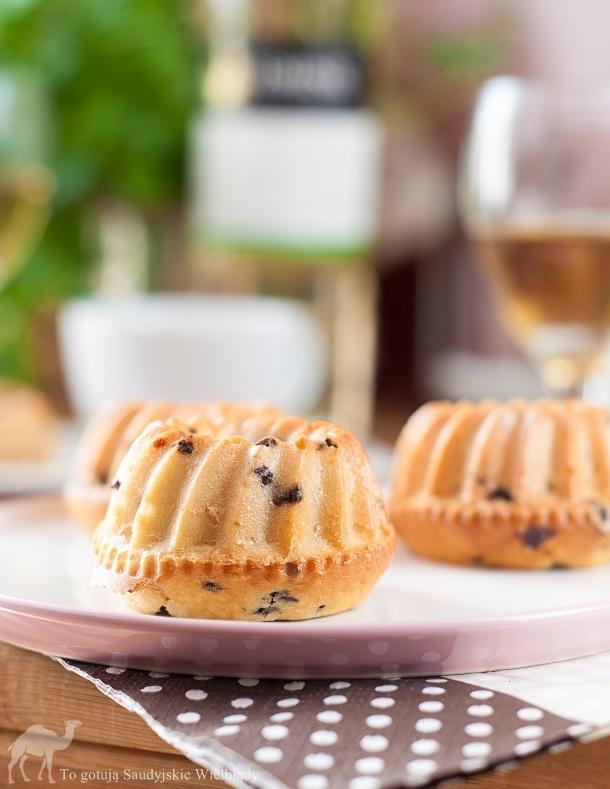 Muffinki z czekolada