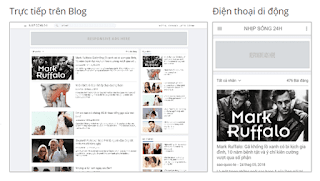 Việt Blogger Personal Blogger Template