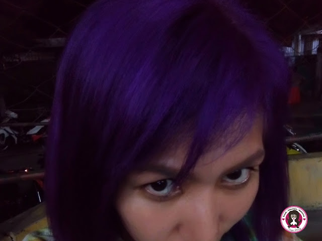 Manic Panic Purple Haze