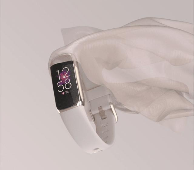 フィットビット、高級感漂う「Fitbit Luxe」を発表!心拍数、呼吸数、皮膚温度、血中酸素などの他、各種アクティビティ記録が可能