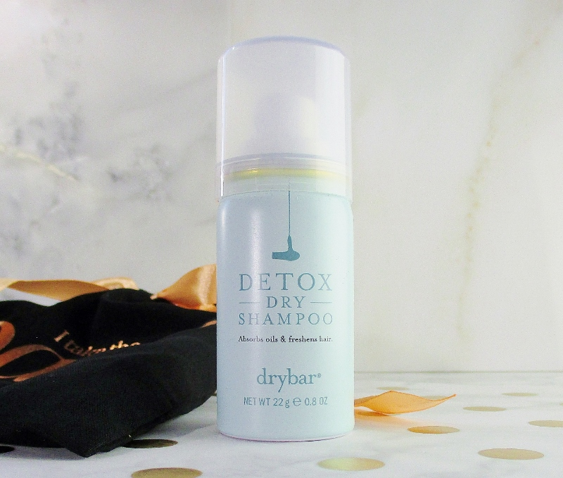 my december play by sephora beauty subscription box dry bar detox dry shampoo