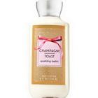 Sữa dưỡng thể ẩm da bath and body works champange toast của Mỹ