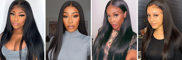 Top 3 Straight Wigs In West Kiss Hair