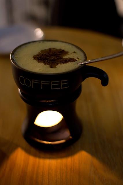 Kawa w Hanoi