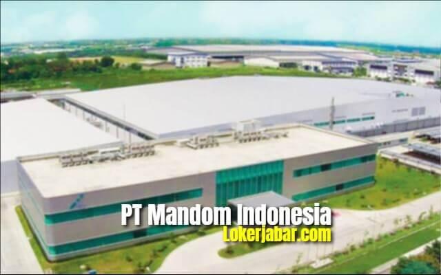 Lowongan Kerja PT Mandom Indonesia