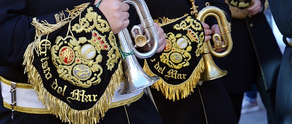 La Banda de CCyTT Cristo del Mar de Vélez-Málaga NO RENUEVA con la Hermandad de la Santa Cena de Jaén.