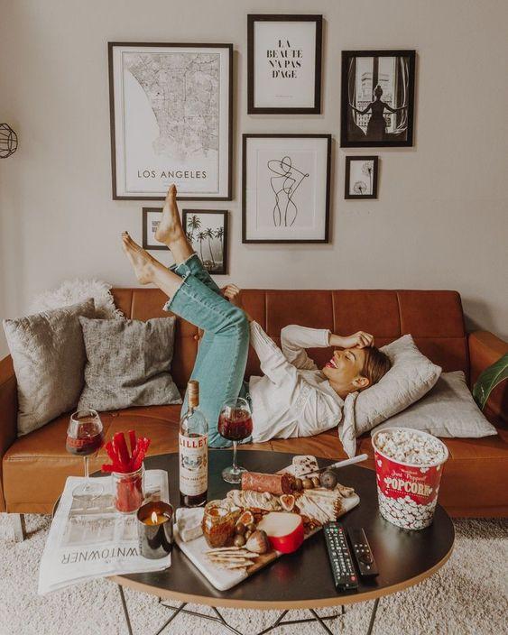 Ideias de fotos para fazer em casa sozinha