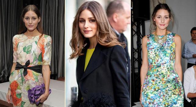 Básicos Moda De Mariposa: Olivia Palermo: Looks Que Más